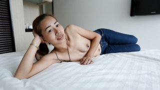 Asian Girl Next Door Used In A Hurry Before Her Work Shift - Asian Sex Diary