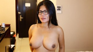 Bouncy Asian Boobs, Fat Ass & Perfect Attitude - Asian Sex Diary